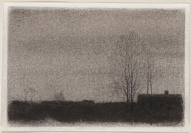 , 'Kvall Landskap (Evening Landscape),' 1978, Pucker Gallery
