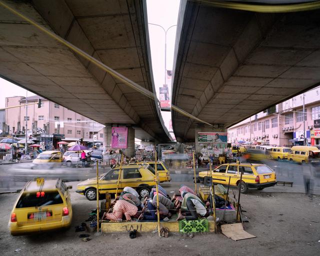 , 'Broad Street, Lagos Island, Lagos, Nigeria,' 2015, Anastasia Photo