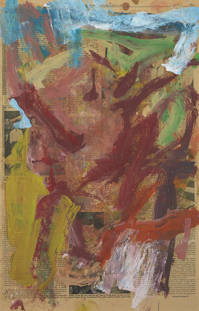 , 'Untitled, July 17, 1969,' 1969, Spanierman Modern