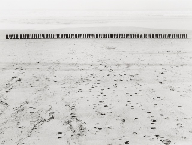 , '100 Boots Facing the Sea,' 1971, Richard Saltoun