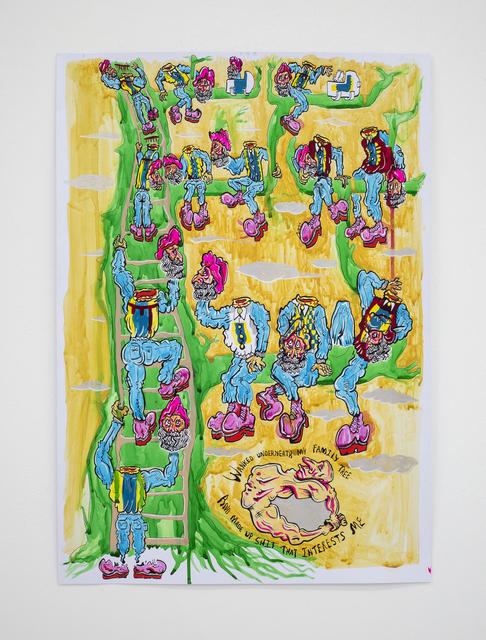, 'Money Grows on Family Trees,' 2018, Jhaveri Contemporary