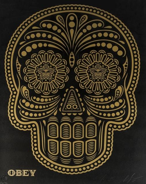 Shepard Fairey, 'Day of the Dead (Dia de los Muertos)', 2008, Forum Auctions