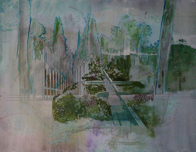 , 'Under Construction #4: From Oasis Series,' 2017, Roya Khadjavi