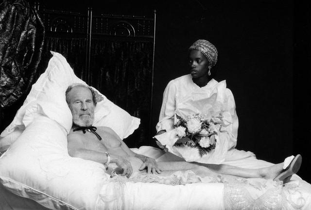 Nancy Ellison, 'VIPS: Hume Cronyn (As Manet's Olympia)', Undated, Taglialatella Galleries