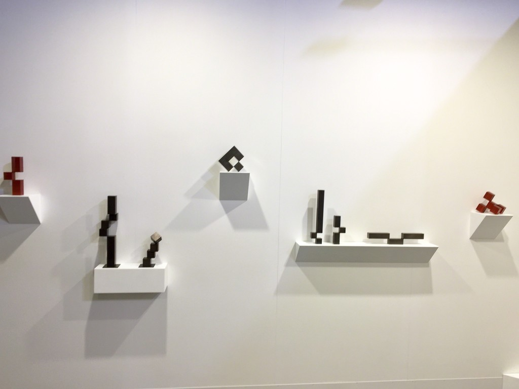 Small sculptures of Stephan Siebers