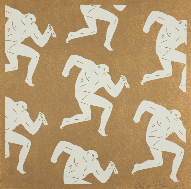 Cleon Peterson, 'Kicks', 2014, DETOUR Gallery