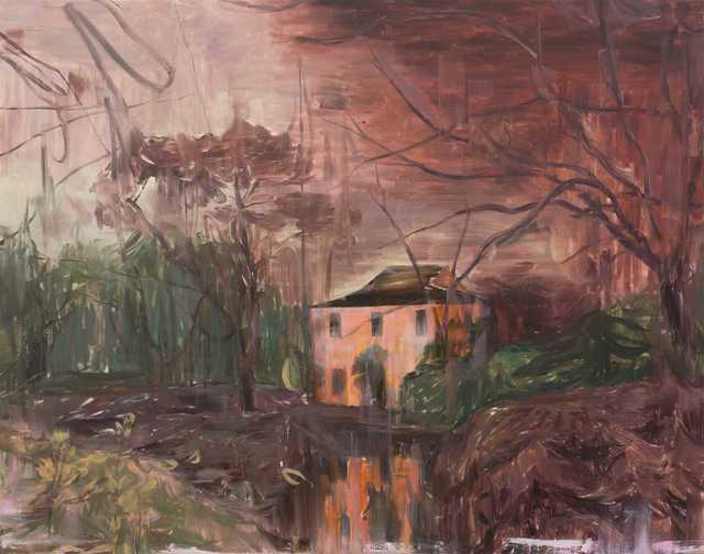 , '林间别墅 A Villa in the Woods,' 2016, Matthew Liu Fine Arts