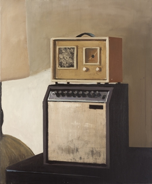 Hooper Turner, 'Radio Amp Lamp', 2009, frosch&portmann