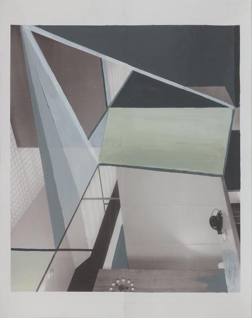 , 'Altneuland Study II,' 2007, Christinger De Mayo