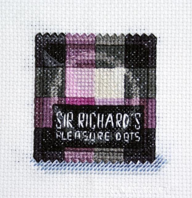 Katrina Majkut, 'Condom: Sir Richard's Pleasure Dots', 2019, VICTORI+MO CONTEMPORARY