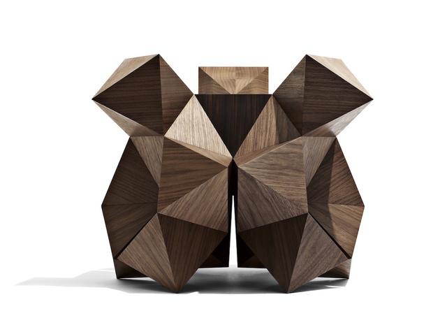 , 'Pyramid Grande,' 2015, Galerie Maria Wettergren