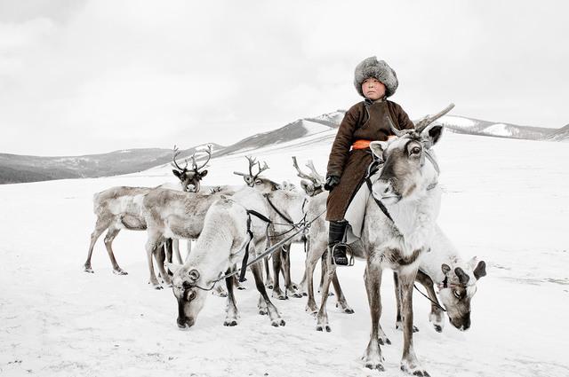 , 'XX 204 Bayau Bulang Renchinkhumbe, Khovsgol Mongolia - Tsaatan, Mongolia,' 2011, Willas Contemporary