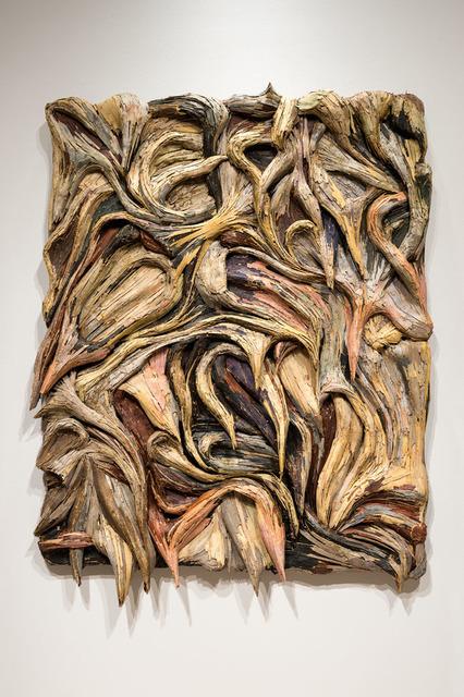 , 'Xilempasto 7,' 2015, McClain Gallery