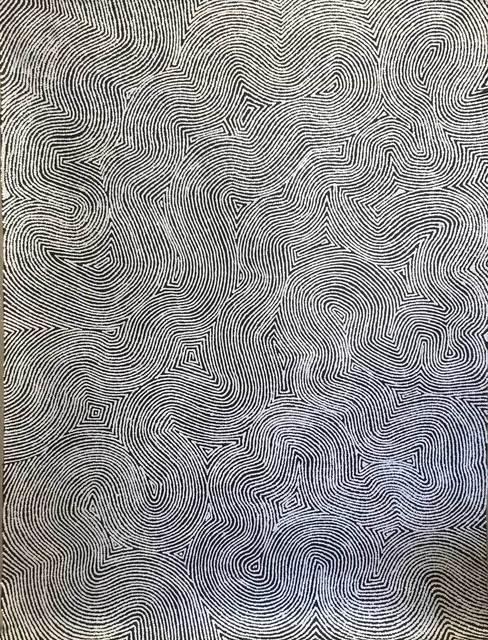 Warlimpirrnga Tjapaltjarri, 'Untitled', 2018, Gannon House Gallery
