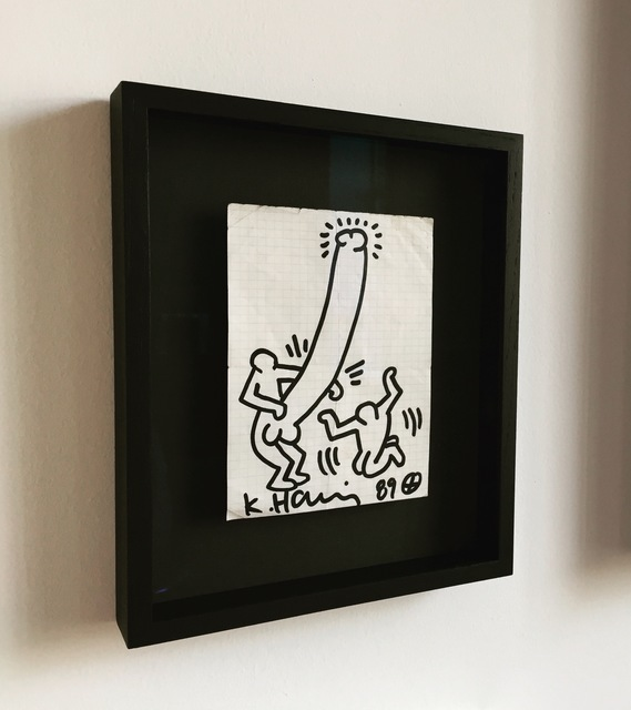 Keith Haring, 'Untitled', 1989, Artificial Gallery