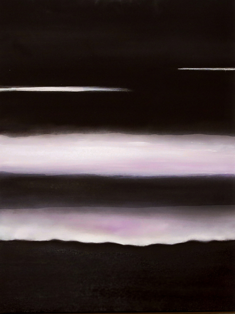 Arica Hilton, 'Nocturne Night Flight', 2020, Painting, Oil on Canvas, Hilton Asmus