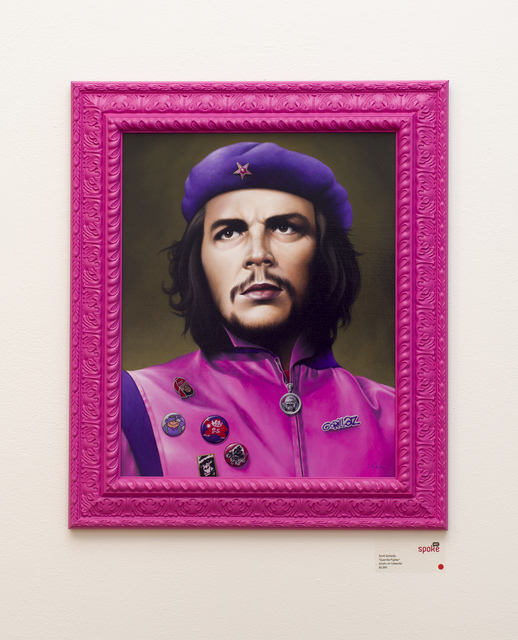 , 'Guerrilla Fighter,' 2013, Spoke Art