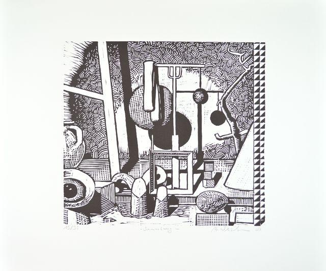 Matthias Weischer, 'Sammlung', 2000-2010, ARTEDIO