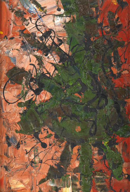 , 'Thrusting Green,' 1958, Whitford Fine Art