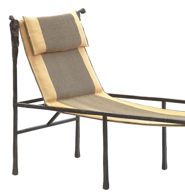 , 'Chaise Longue aux Caryatides,' ca. 2000, Lebreton