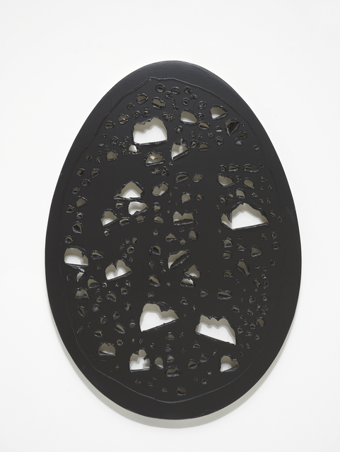 , 'Holy Egg (Black),' 2016, MARUANI MERCIER GALLERY