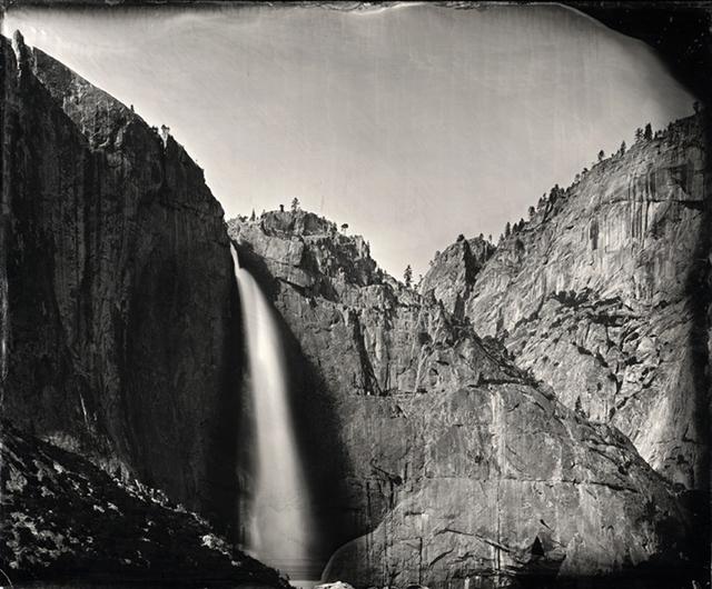 , 'Yosemite Falls,' 2012, Danziger Gallery