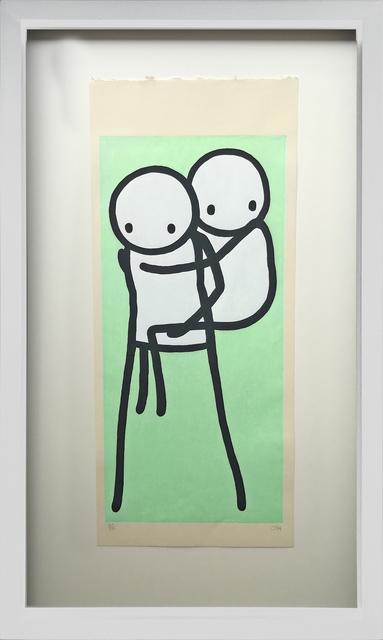 , 'Piggyback (green),' 2013, Galerie Kronsbein