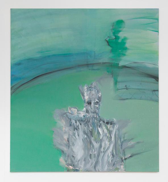 , 'Figure in a landscape,' 2018, Piermarq