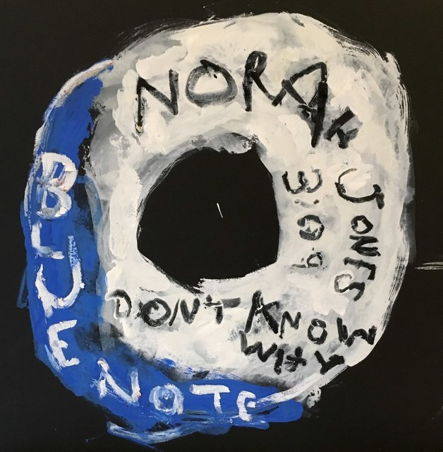 Kerry Smith, 'Off the Record (45rpm) / Norah Jones / Don't Know Why', 2016, Cerbera Gallery