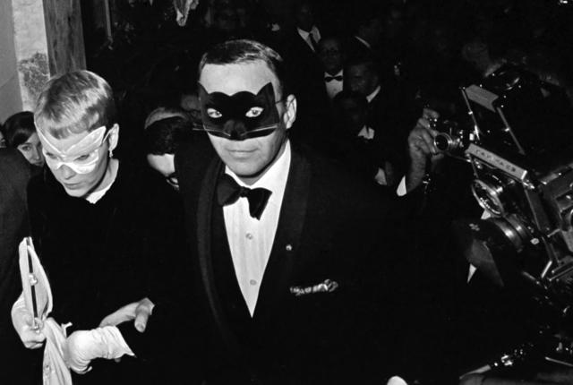 , 'Frank & Mia, Capote Ball,' 1966, Holden Luntz Gallery