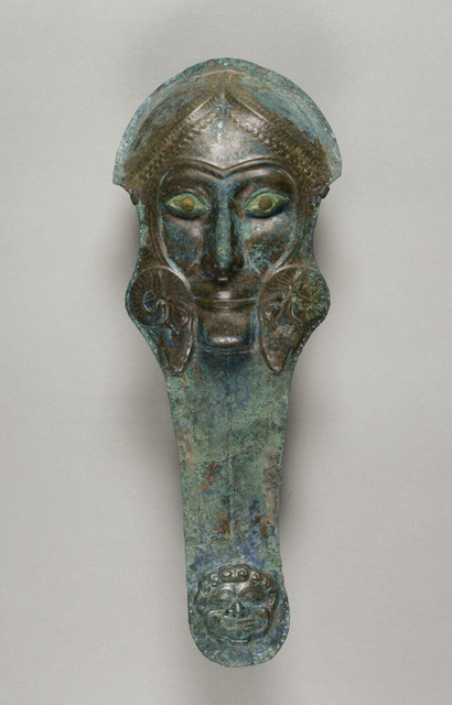 'Prometopidion', ca. 480 BCE, J. Paul Getty Museum