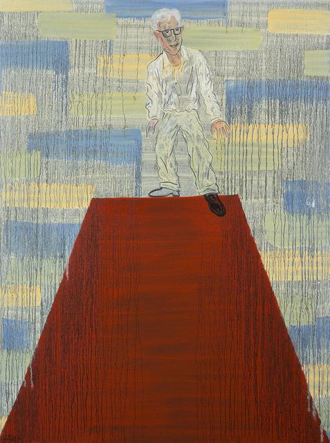 , 'Testing Red,' 2014, Anna Zorina Gallery