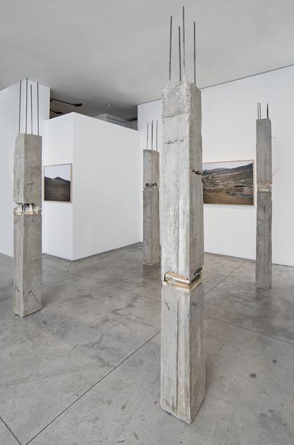 , 'Pilares,' 2014, Arróniz Arte Contemporáneo