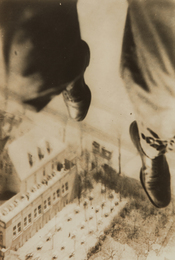 Willi Ruge, 'Berlin Fallschirmspringer from I Photograph Myself During a Parachute Jump,' 1931, Phillips: The Odyssey of Collecting