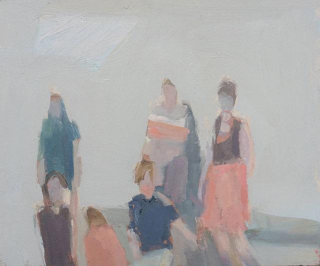 , 'Overcast ,' 2019, Hicks Gallery