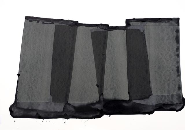 , 'cabane gris,' 2015, galerie burster