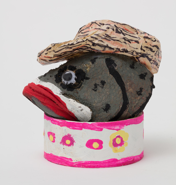 , 'Untitled (WH252 fish head cap with brim),' , The Good Luck Gallery