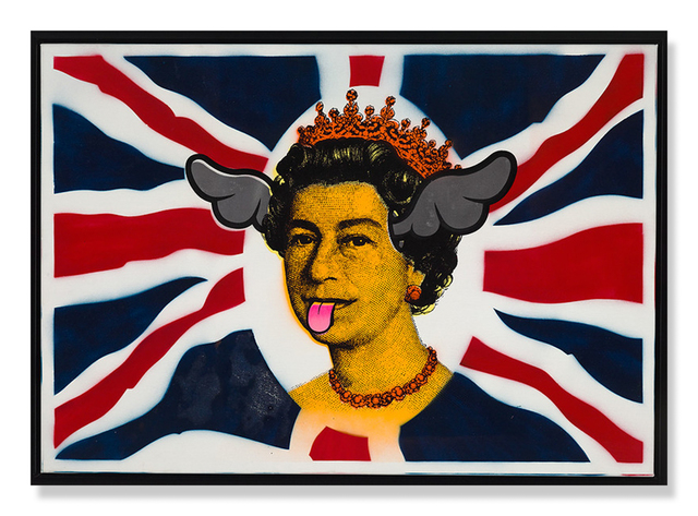 , 'Dog Save the Queen ,' 2017, Treason Gallery