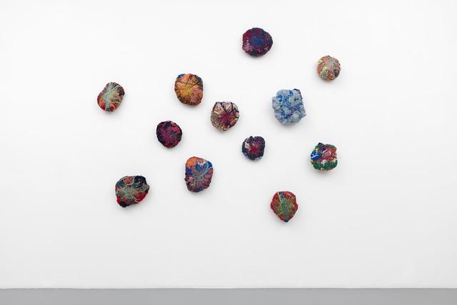 , 'The Twelve Sisters,' 2015, Galleria Massimo Minini