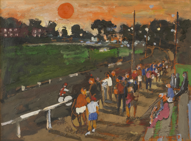 , 'Wilmot Downs,' , Canadian Fine Arts