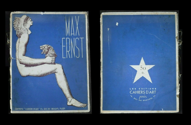 """Max Ernst, '""""Max Ernst"""", 1930's, Editions-""""Cahiers d'Arte""""-Rue de Dragon Paris.', 1930's, VINCE fine arts/ephemera"""