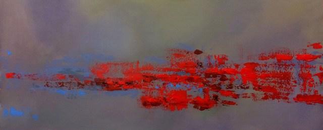 , 'Red #4 ,' 2014, ARTI.NYC