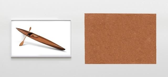 A Kassen, 'The Color of Things (Kayak)', 2013, Galleri Nicolai Wallner