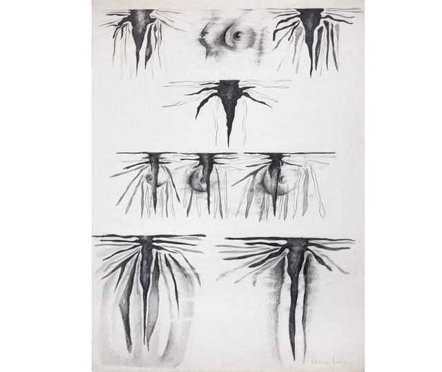 Susana Rodríguez, 'Escritura y cuerpo', 1978, Herlitzka + Faria