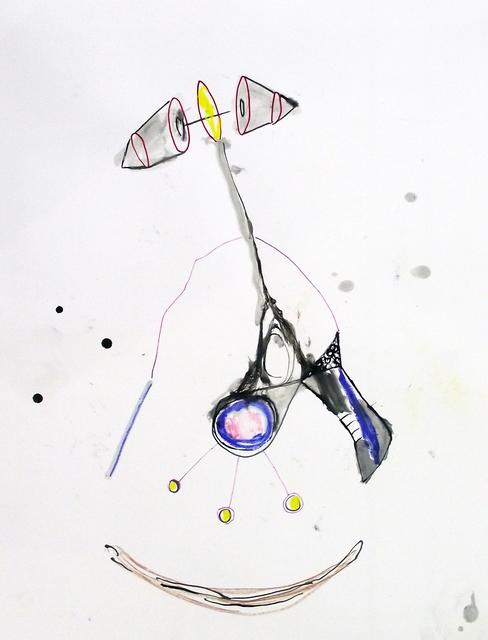 , 'Untitled (satellite),' 2016, Galerie C.O.A