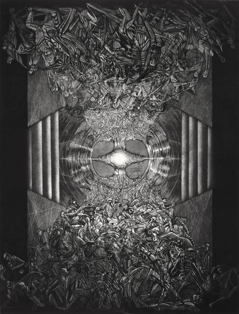 Frederic Morris, 'Reflective Society', 2011, Pratt Contemporary