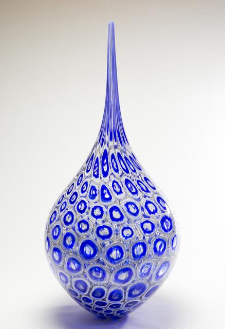 , 'Cobalt Cocoon,' 2018, Ignite Glass Studio
