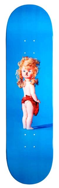 Paul McCarthy, 'Doll, Limited Edition Skate Deck ', 2016, Alpha 137 Gallery