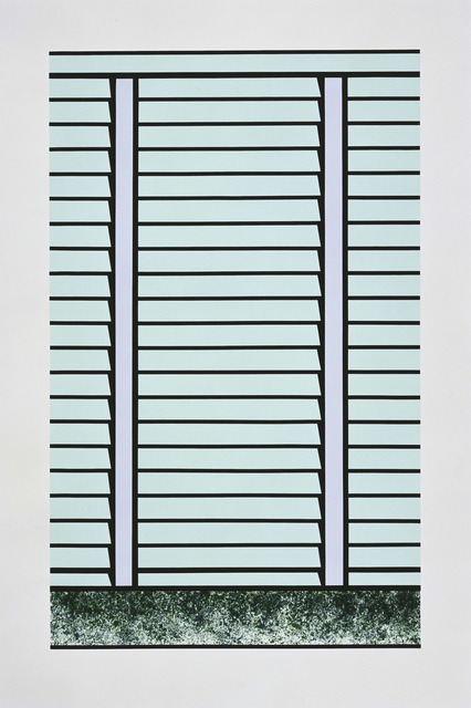 Roy Lichtenstein, 'Venetian School I', 1996, Print, 5 color lithograph and screenprint, Gemini G.E.L.