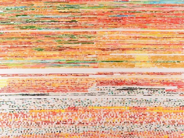 , 'Glitch:I,' 2016, Saskia Fernando Gallery